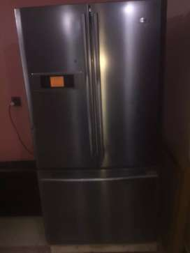 French door haier refrigerator (add poora parh lain)