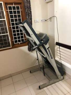 Treadmill Motorised - Sportop MT 600