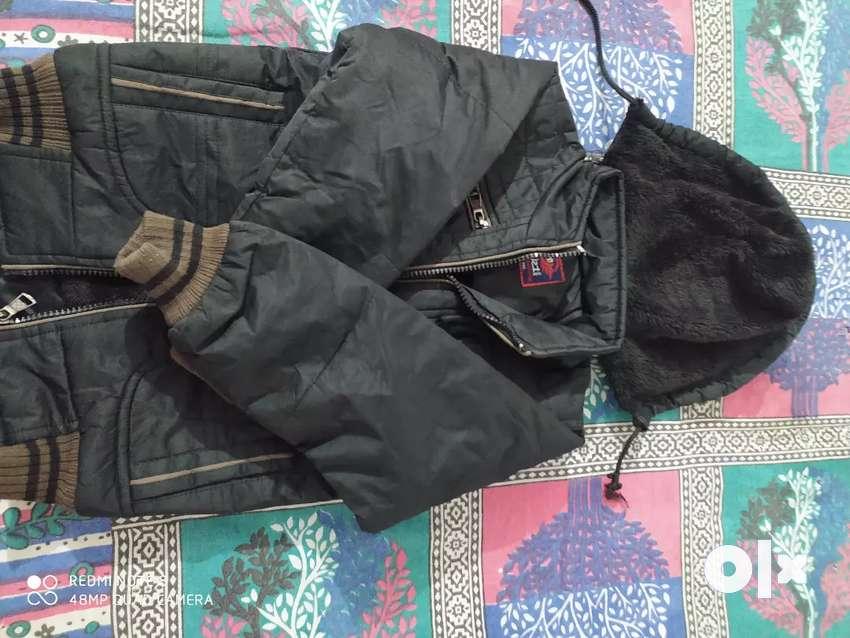 6 year boys jacket. 0