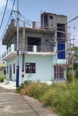 Plot sale noida extn tilpata with loan 400 plus family