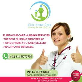 (ELITE) Provide HOME MEDICAL SERVICES Or HOME NURSING SERVICE