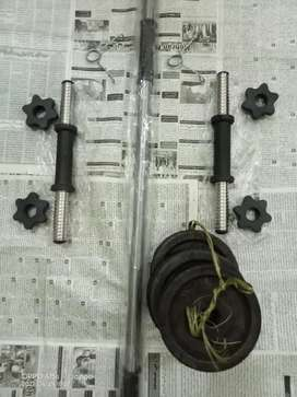 Gym equipments in whole sale sets