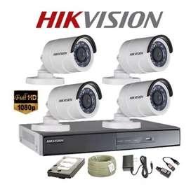 CCTV Bisa Langsung Pantau Via HP, Hasil Jernih, Harga Murah