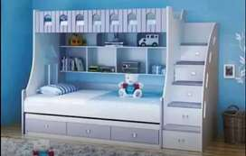 Kids furniture, bunk beds Car beds