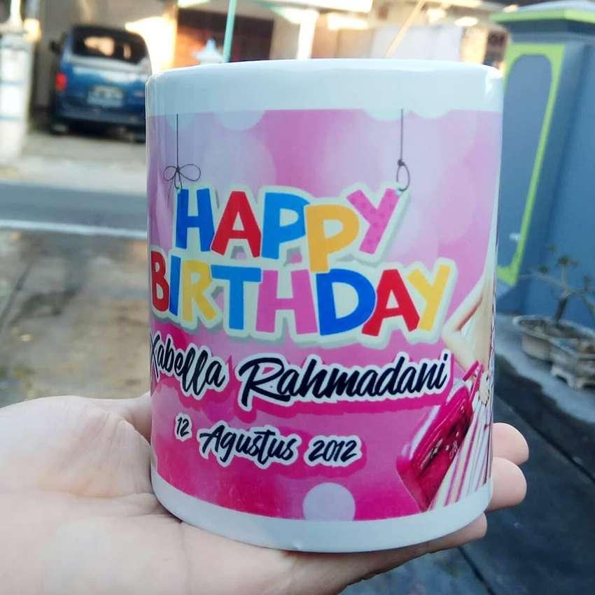 Jual Mug Custom, Botol Minum Custom Satuan nurah