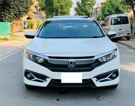 Honda Civic on just 20% down payment