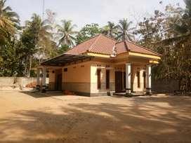 Jual Rumah Hunian dalam Desa