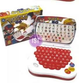 Laptop mainan  Belajar anak