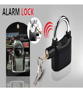 Security Alarm Lock For Bike Car Home Office Shop Very Loud Sound