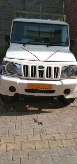 2015 Mahndra Bolro maxi truck showroom condition di engine Ludhna nmbr