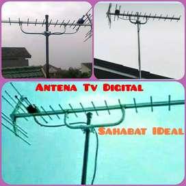 Antena Tv Digital Plus Pasang Antena Tv Digital Gambar Bagus
