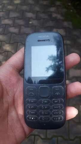 Nokia button mobile
