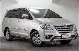 Hot Stock Dijual Innova G Diesel 2013 Special End Year Sale
