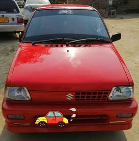 Mehran VX fully Modified (Sell or Exchange)