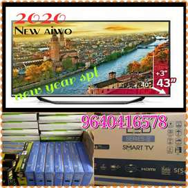 """Marvelous Offers new neo aiwo 40"""" Android Smart Pro 4k ledtv"""
