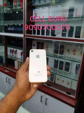 2 year old iphone 4s silver 8gb. Price fix fix.