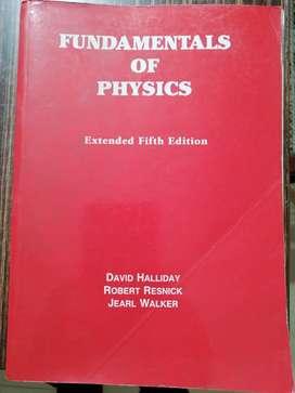 Physics - Resnick & Halliday