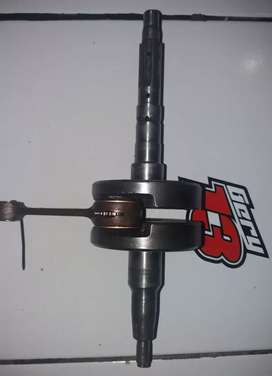 Kruk as (Crankshaft) & Stang Seher Connecting Rod Suzuki Crystal Tune