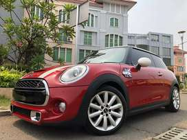 Mini Cooper 2.0 S Turbo 2015 Red Hot Panoramic Sunroof Km20rb Wrnty5Th