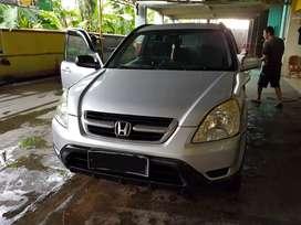 Honda CRV I-VTEC 2000CC TAHUN 2004