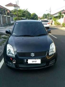 Suzuki Swift 2012 Hitam Tipe ST Manual milik pribadi and jarang pakai