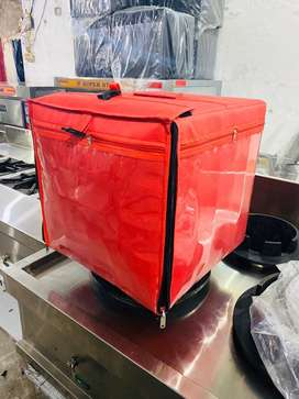 We will served you delivery bag,dough mixer,pizza oven,cooking range