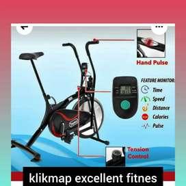 sepeda statis platinum bike twen TM-547 alat olahraga