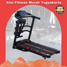 Treadmill Elektrik 3 Fungsi TL-618 Jogja / Treadmill Murah Sleman