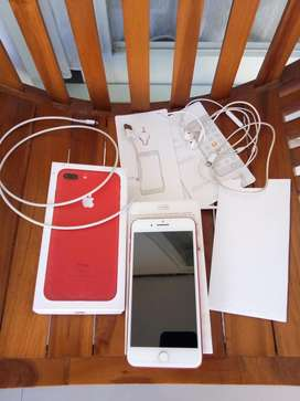 Jual Santai iPhone 7 Plus 128GB RED Edition