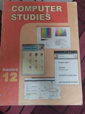 Computer studies Std 12 GSEB