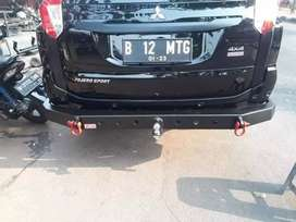 Towing belakang all new pajero