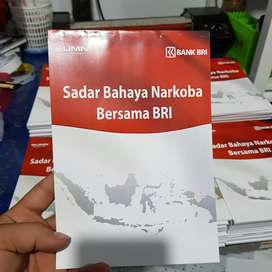 Buku Notes a5 cetak