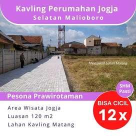 Area Malioboro Jogja, Sangat Strategis Harga Spesial: Untung 30%