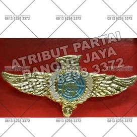 pin emblem wing pasukan pbb libanon brevet pbb unifil kontingen garuda