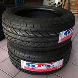 Ban GT RADIAL CHAMPIRO GTX PRO 195/45 R16 buat mobil Mazda PROMO!!