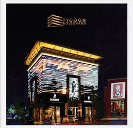 Shops in the heart of bahria Town phase 7