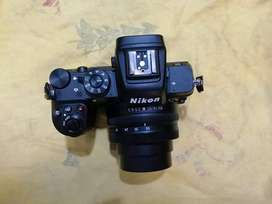 Nikon z50 sell use only one show shoot 6 song