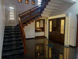 Close to KSRTC Bus stand / Double floor Villas For Sale in Town