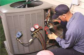 AC Installation AC and Fridge Maintenance/Repairing Service.