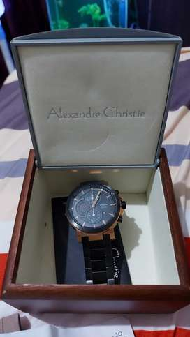 Alexandre Christie AC