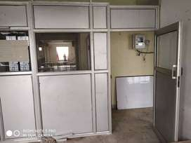 Aluminium partition on sell
