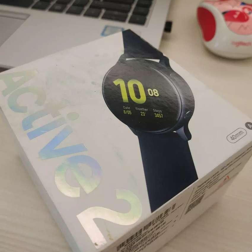 Samsung Galaxy Watch Active 2 44mm 0