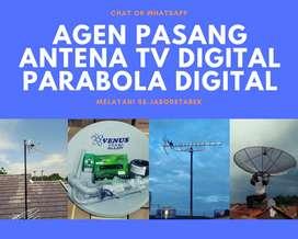 Workshop Pasang Baru Antena Tv Digital Kasemen