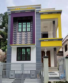 3 cent,1300 sqft,3 bhk house Nettayam, Vattiyoorkavu