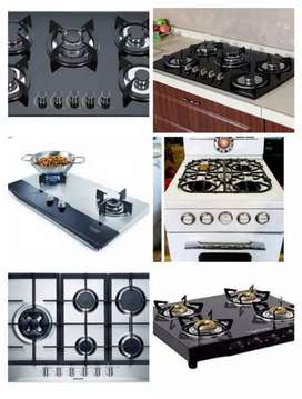 Gas Cooking Range  / Gas Hob/ Gas Stove services