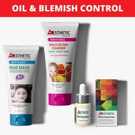 Recommended for Oil and Blemish Control | ESTHETIC Cosmetics