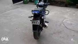 Full maintained pulsar 220