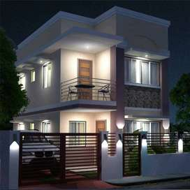 House & Land for Sale Furnished