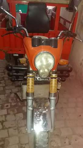 Classic two wheeler loader for urgent sale