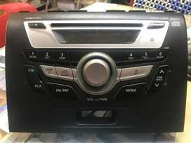 WagonR VXi _ Original Company fitted double din music system